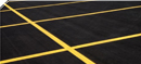 Traffic Paint designed for parking lots, construction sites, warehouse aisles and fairground from All American Paint Compmany in Kansas City Missouri